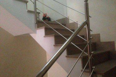 barandillas escalera