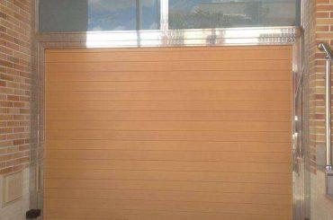 puertas de garaje Murcia