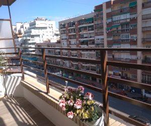 barandas carpintería Murcia